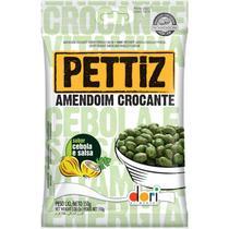 Amendoim crocante sabor cebola & salsa 150g pettiz - Dori