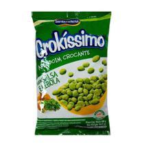 Amendoim Crocante Sabor Salsa e Cebola Torrado Crokíssimo 400g - Santa Helena -