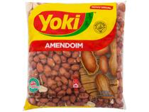 Amendoim Descascado Original Yoki - 500g