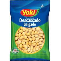 Amendoim Descascado Salgado 150g Yoki -