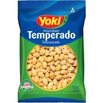 Amendoim Descascado Temperado 150g Yoki -