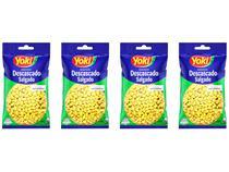 Amendoim Salgado sem Pele Tradicional Yoki - Descascado 500g 4 Unidades