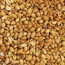 Amendoim Torrado Com Sal Sem Pele Com Alho (Granel 100g) - Sabor Em Grãos