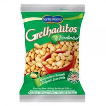 Amendoim Torrado Sem Pele Grelhaditos 1kg - Santa Helena -