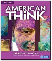 American think 2 sb - Cambridge -