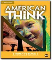 American think 3 sb - Cambridge -