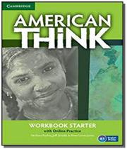 American think starter wb with online practice - Cambridge -