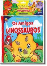 Amigos Dinossauros, Os - Coleção Palavrinhas de Pano Ii - Todolivro
