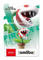 Amiibo Piranha Plant Super Smash Bros Switch 3ds - Nintendo