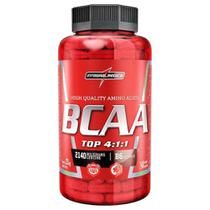 Amino Bcaa Top 240 Cáps Body Size - IntegralMédica -
