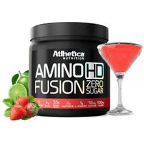 Aminoácidos Amino HD Fusion 450G - Atlhetica Nutrition -