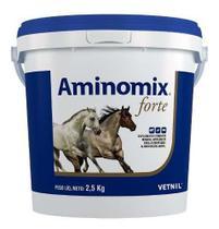 Aminomix Forte 2,5 Kg - Vetnil -