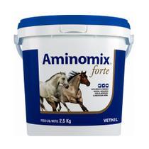 Aminomix Forte 2,5kg - Complexo Alimentar Vetnil -