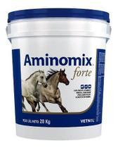 Aminomix Forte Balde 20 Kg - Vetnil -