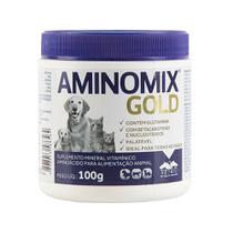 Aminomix Gold 100g - Vetnil -