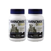 Aminomix Gold 120 comprimidos Vetnil  KIT 2 unidades -