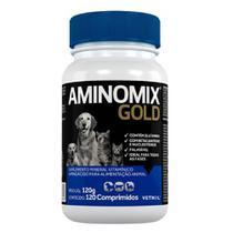 Aminomix Gold 120 Comprimidos - Vetnil -
