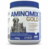 Aminomix Gold 500g - Vetnil -