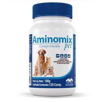 Aminomix Pet - 120/Comprimidos - Vetnil