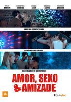 Amor, Sexo e Amizade - DVD - Flashstar home video