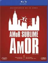 Amor Sublime Amor (Blu-Ray) - Fox - sony dadc
