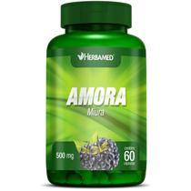 Amora 500mg 60 Cápsulas - Herbamed -