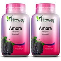 Amora 500mg ( Menopausa ) - 2x 60 Cáps - Marca
