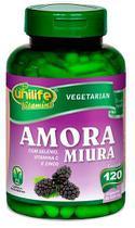 Amora Miura 500mg - 120 Cápsulas - Unilife Vitamins -