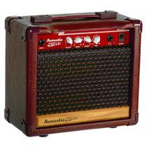 Amplificador Combo de Violao Meteoro Acoustic V-10 -