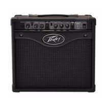 Amplificador Cubo para Guitarra Rage 158 15w C/ Distorção - Peavey -
