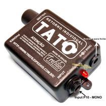 Amplificador de Fone - Retorno Individual(TATO) - Trefilio