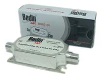 Amplificador de Linha Satélite 20 DB BedinSat -