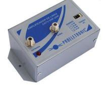 Amplificador de linha uhf - vhf 30db - Proeletronic