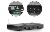 Amplificador de Som Ambiente Frahm Receiver Slim 4500 Optical Cód 31853 -