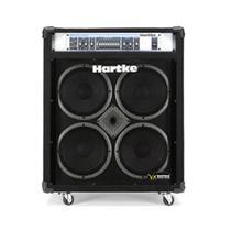 Amplificador Hartke350w Para Baixo Rms 4 Ohms Vx 3500 -