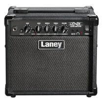 Amplificador Laney Amp para Tocar Guitarra LX 15 110V Com Entrada Auxiliar -