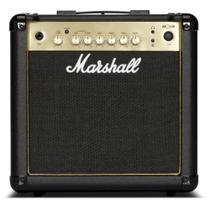 Amplificador Marshall MG15GR Gold com Reverb Combo para Guitarra 1x8'' 15W -