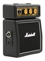 Amplificador Marshall Micro Combo para guitarra black MS-2E -