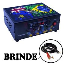 Amplificador Mesa Trinity Fifty Four 200w Rms 4 Canais Color