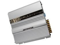 Amplificador Mono e Estéreo 3 Canais 390W RMS - Boog AB3100 -