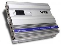 Amplificador Roadstar Rs-v12 4ch 600rms Mosfet Mono/sterreo -