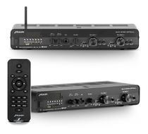 Amplificador Som Ambiente Frahm Slim 2700 Optical APP BT USB SD FM Bivolt -