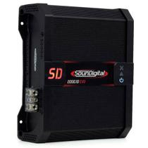 Amplificador Soundigital SD2000.1D 1 Ohm