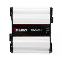 Amplificador Taramps MD 3000.1 3000w Rms 1 Canal  4 Ohms