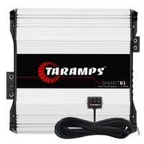 Amplificador Taramps SMART 3 Digital - 3000W RMS  12 Ohms (Crossover / Bass Boost) - TARAMPS SMART 3 (NOVO)