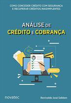 Análise de Crédito e Cobrança - Novatec