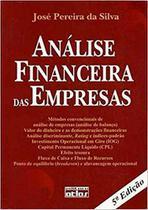 Analise Financeira Das Empresas - 5ª Edição - Atlas