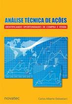 Analise tecnica de açoes - identificando oportunidades de compra e venda - Novatec