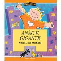 Anão e Gigante - Col. Dó - Ré - Mi - Fá - Scipione