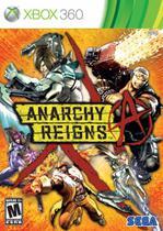 Anarchy Reigns - Sega